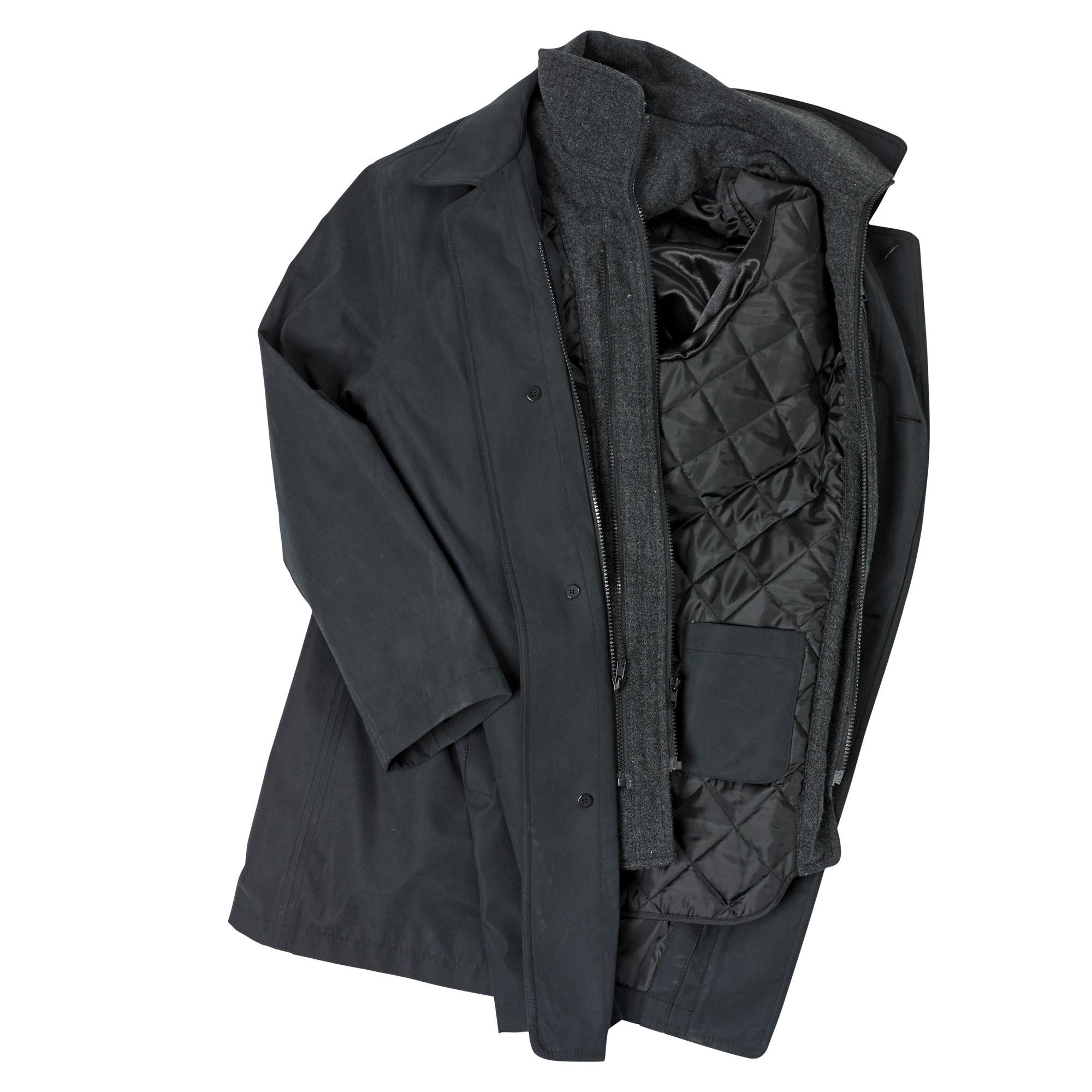 Sansabelt Raincoat inner liner
