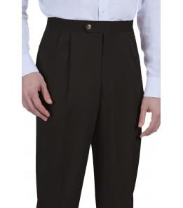 Tee Melange (Pleated Front Side Pockets)
