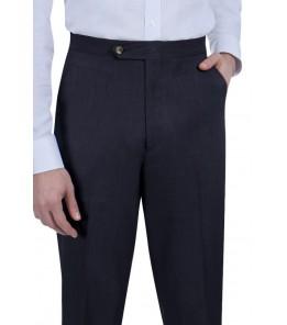 Grant Sharkskin (Side Pockets)