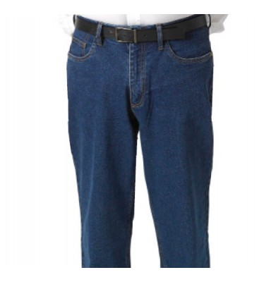 4c2e77e0 Sansabelt Denim Jeans - Medium Blue