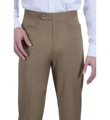 Bing Melange (Poly Stretch, Top, Western Pockets/Flat Front, 5 Colors)