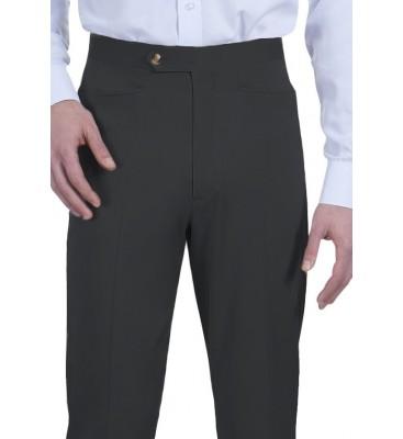 Bing Melange (Top, Western Pockets/Flat Front)