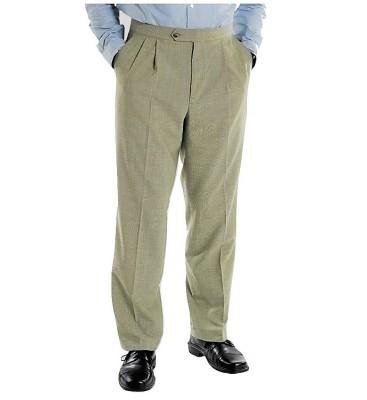 Van Madison (Poly & Natural Fiber, Pleats/Side Pockets, 3 Colors) New!