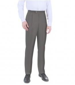 Van Gab Twill w/Stretch (Poly Twill, Pleats/Side Pockets, 7 Colors) New!